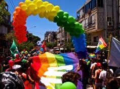 Gay Pride in Tel Aviv