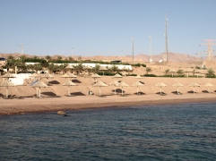 The Red Sea in Aqaba