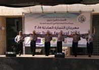 Fair Trade Festival in Betlehem