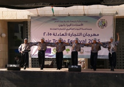 Fair Trade Festival in Betlehem