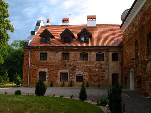 Kadyny - the monastery