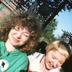 Agata & me