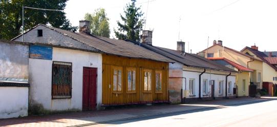 On the way to Tomaszow Mazowiecki (Lodzkie Voievodship, day 2)