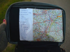 Day 3's route