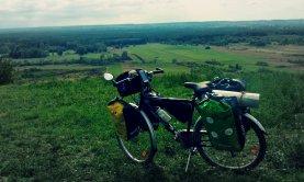 Paragliding edge - on the way from Czestochowa to Olkusz