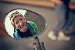 Hey there! Photo: Anna Lewanska