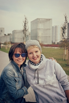 With Ania - the author of the whole session!