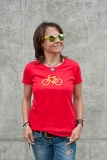 Bike t-shirt from Rafal's offer at Plan Planeta