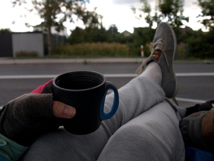 A short break