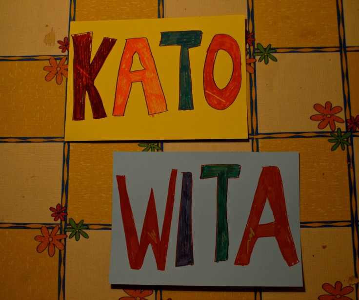 KATO WITA! How can one not love this city?!