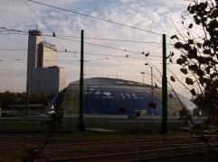Katowice: the eye of the city