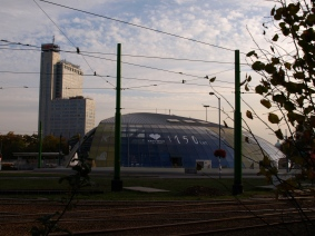 Katowice: the eye of the city