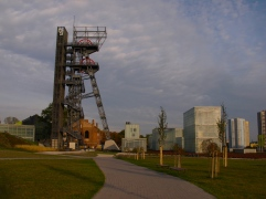 Katowice: the Silesian Museum (which I have eventually not visited yet)