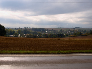 Moravia: On the way from Ostrava to Olomouc