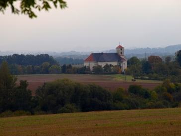 Moravia: On the way from Ostrava to Olomouc
