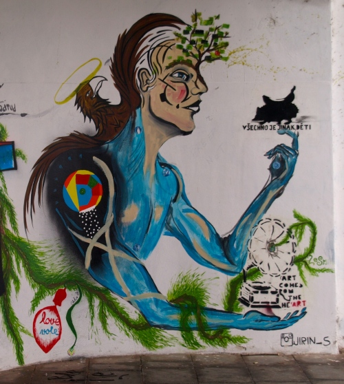 Street Art in Olomouc