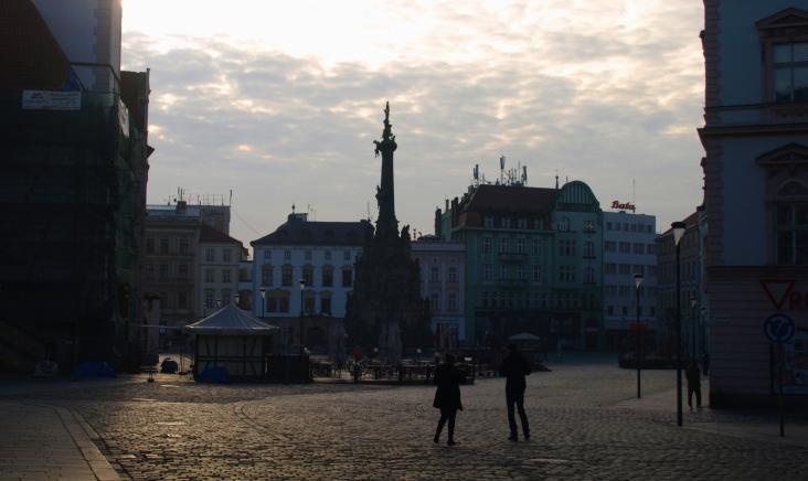 Holy Trinity Column in Olomouc (UNESCO Heritage)