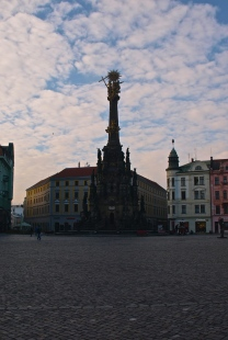 Holy Trinity Column in Olomouc (UNESCO Heritage)