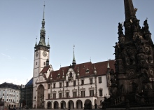 Town hall in Olomouc