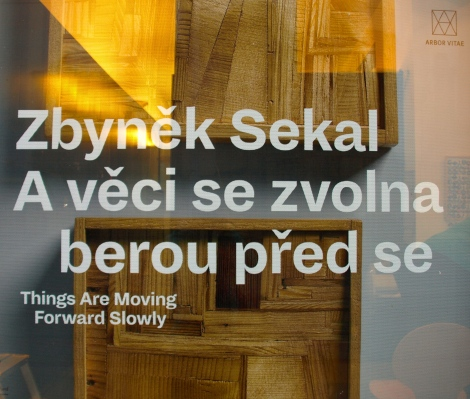 "Zbynek Sekal's exhibition: ""Things Are Moving Forward Slowly"""