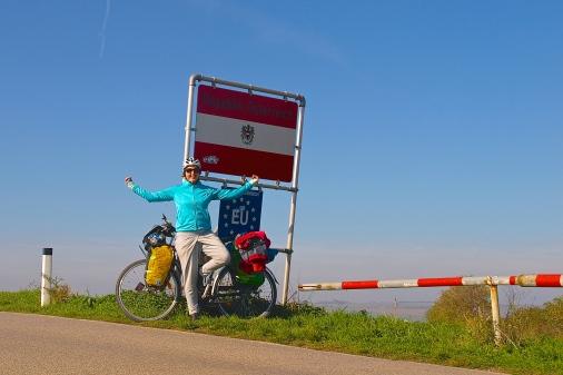 Austria - here I am!