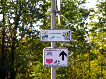 The Lichtenstein's route