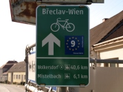 Attractions on the EuroVelo No 9
