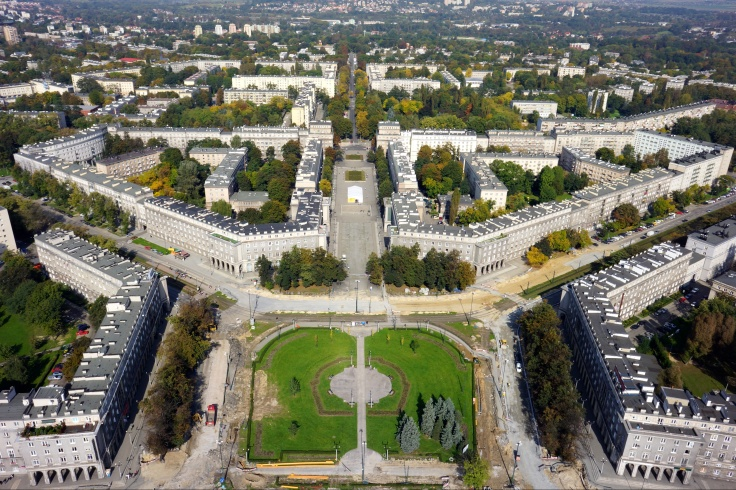 Plac Centralny (photo from Wikipedia)