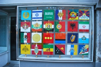 How many flags can you recognize?