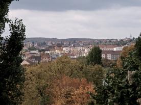 Brno - a city view