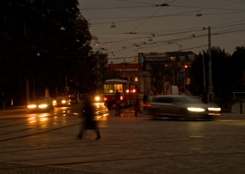 Trams and trolley buses network!