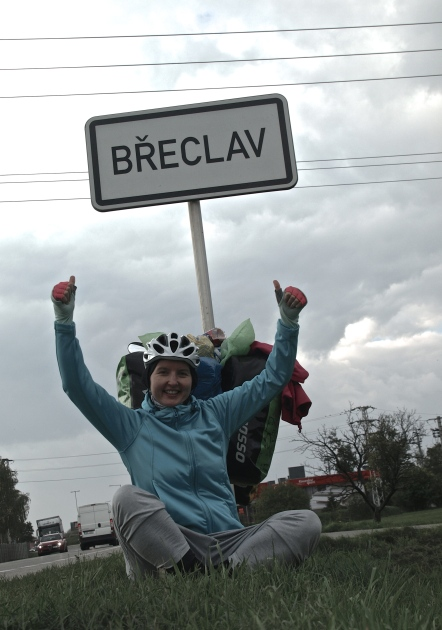 Day 38: I reached Breclav, yay!