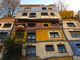 Hundertwasserhaus in Vienna