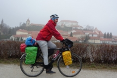 Cycling through Ptuj