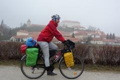 Cycling through Ptuj