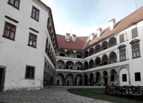 The castle in Ptuj