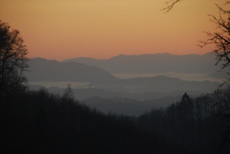 Goodbye Slovenia! I already miss you!